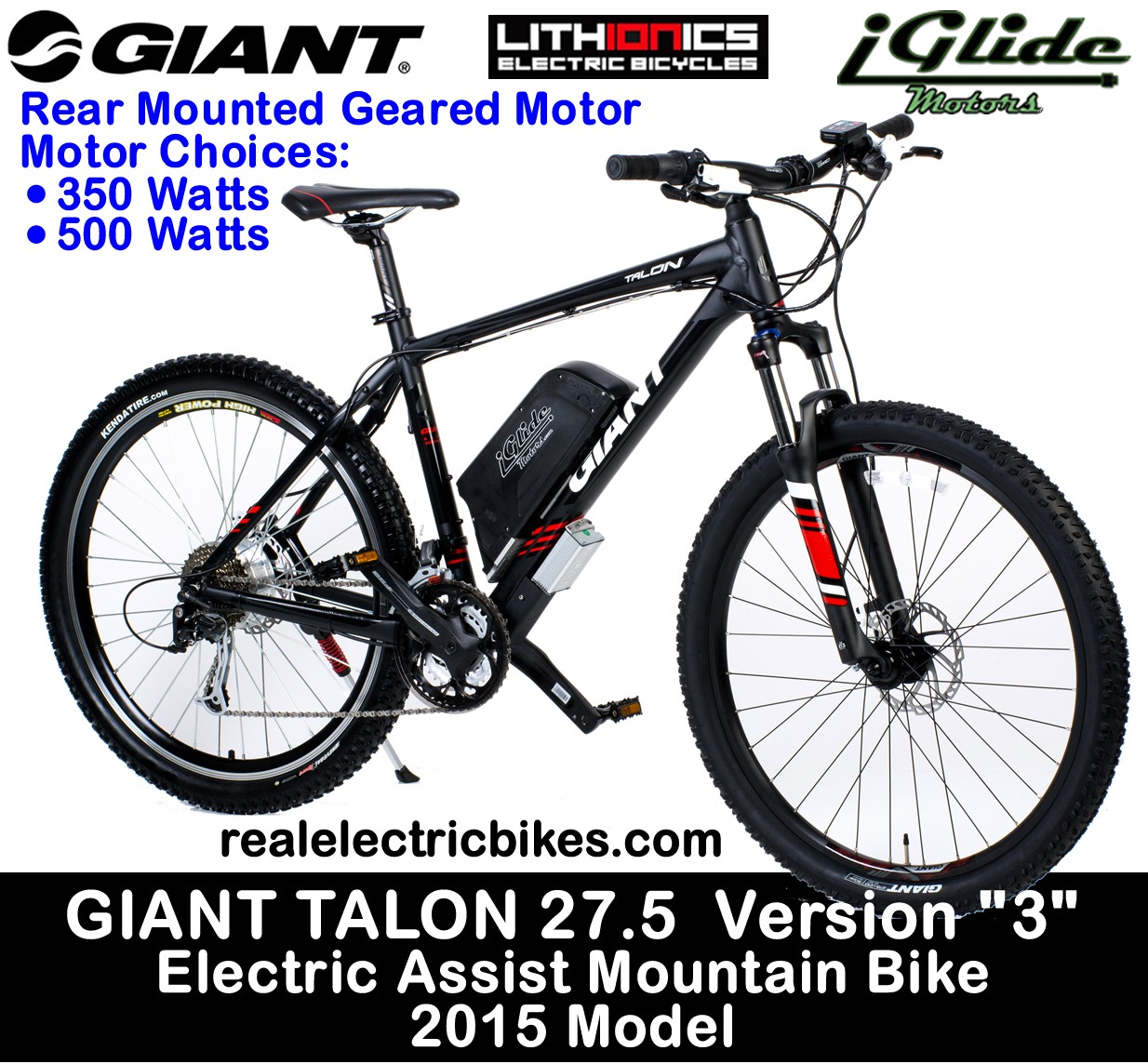 2015 Giant Talon 27 5 Version 3 Size Large Front Suspension