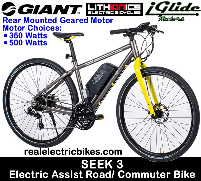 Electric Bikes Direct Electric Bicycles Electric assist commuter bike