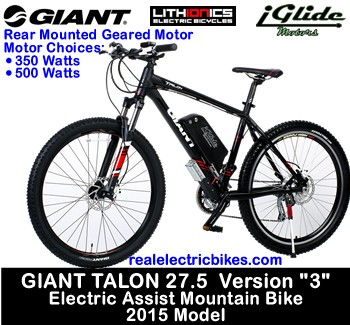 GIANT 2015 Talon 27.5 Version 3 Mountain Bike! Fun and Cool too!