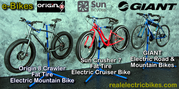 Cruiser Bikes Made In Usa Electric assist fat tire bikes