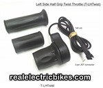 Twist throttle for ebikes