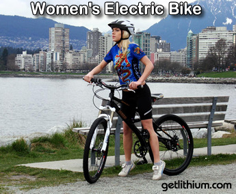 Giant electric assist women's commuter/ road/ city bike
