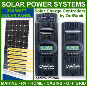 Click here to visit our Solar Power and Micro Grid/ Alternate Energy Systems main page....