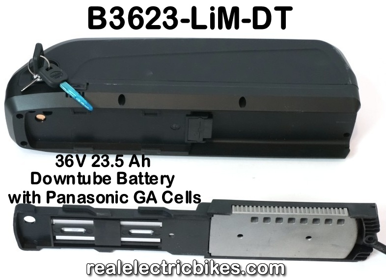 Lithium-ion Battery Packs and Battery Chargers for Electric